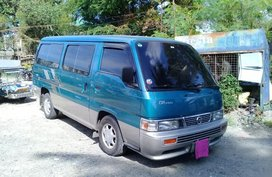 2nd Hand Nissan Urvan 2012 at 85000 km for sale in Batangas City