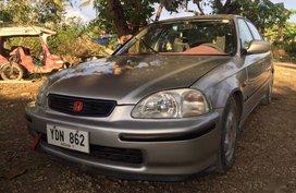 Like New Honda Civic Automatic Gasoline for sale in Bogo