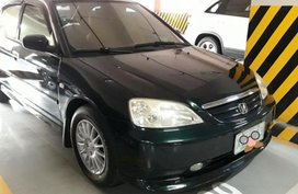Selling Honda Civic 2001 Automatic Gasoline in Bacoor