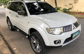 Selling 2nd Hand Mitsubishi Montero 2012 in Manila