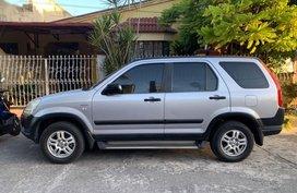 Selling Honda Cr-V 2003 Manual Gasoline in Las Piñas