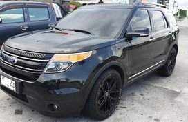Sell 2nd Hand 2015 Ford Explorer Automatic Gasoline at 23000 km in Manila