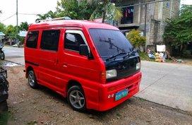 Sell 2nd Hand 2012 Suzuki Multi-Cab Van Manual Gasoline at 60000 km in Liloan