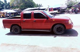 Selling 2nd Hand Nissan Frontier 2005 in Kapatagan