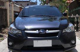 Gray Subaru Impreza 2013 for sale in Lipa