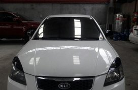 2nd Hand Kia Rio 2011 Manual Gasoline for sale in Tuguegarao