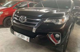 Selling Brown Toyota Fortuner 2018 Automatic Diesel at 3500 km in Quezon City
