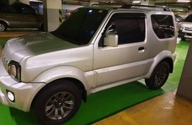 Selling 2nd Hand Suzuki Jimny 2015 at 33000 km in Parañaque