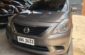 2nd Hand Nissan Almera 2015 Automatic Gasoline for sale in Quezon City