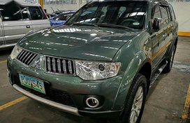 2nd Hand Mitsubishi Montero Sport 2010 for sale in Quezon City