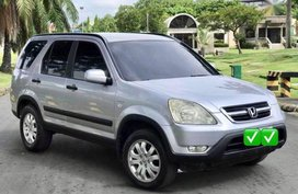 Selling 2nd Hand Honda Cr-V in Quezon City