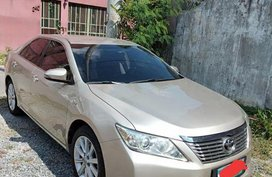 Selling Toyota Camry 2013 Automatic Gasoline in Quezon City