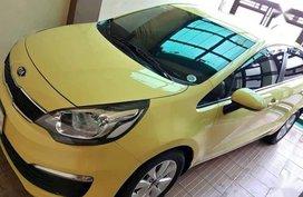 2nd Hand Kia Rio 2016 for sale in Calamba