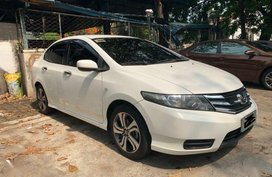 2nd Hand Honda City 2013 for sale in Quezon City