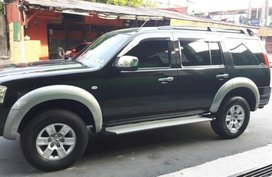 Selling 2nd Hand Ford Everest 2007 in Quezon City