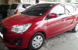 2nd Hand Mitsubishi Mirage G4 2017 at 40000 km for sale in Quezon City