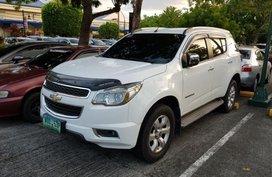 Selling Chevrolet Trailblazer 2013 Automatic Diesel in San Juan