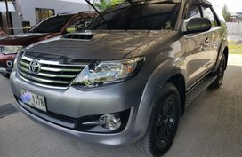 2nd Hand Toyota Fortuner 2015 for sale in Bulakan