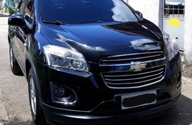 Sell 2nd Hand 2017 Chevrolet Trax Automatic Gasoline at 28900 km in Santo Tomas