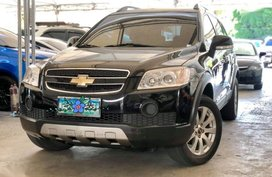 2nd Hand Chevrolet Captiva 2010 Automatic Diesel for sale in San Mateo