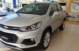 Selling Silver Chevrolet Trax 2019 Automatic Gasoline