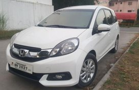 2nd Hand Honda Mobilio 2016 Automatic Gasoline for sale in San Fernando