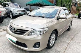 Selling 2nd Hand Toyota Altis 2011 Manual Gasoline at 66000 km in Bacoor