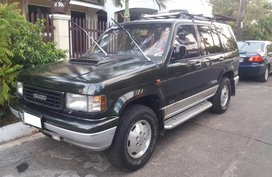 Selling 2nd Hand Isuzu Bighorn 1993 Automatic Diesel at 130000 km in Antipolo