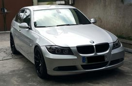 2nd Hand Bmw 320I 2007 for sale in Quezon City