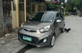 Selling 2nd Hand Kia Picanto 2013 in Angeles