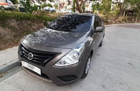 2nd Hand Nissan Almera 2017 Manual Gasoline for sale in Talisay