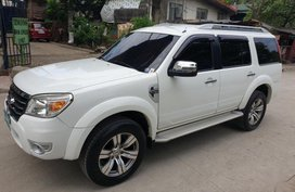 Selling Ford Everest 2010 Automatic Diesel in Valenzuela