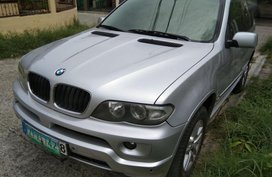 Selling 2nd Hand Bmw X5 2006 Automatic Gasoline at 76000 km in Rodriguez