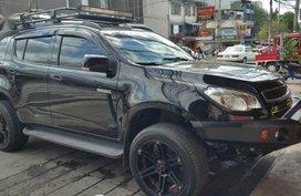 Chevrolet Trailblazer 2014 Automatic Diesel for sale in Taytay