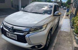 Selling Mitsubishi Montero sport 2016 Automatic Diesel in Las Piñas