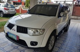 Selling 2nd Hand Mitsubishi Montero 2009 in Quezon City