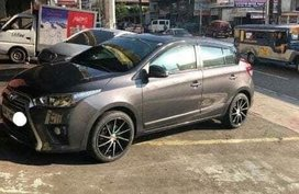 Toyota Yaris 2014 Hatchback Automatic Gasoline for sale in Pasig