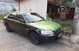 2nd Hand Honda City 2001 for sale in Quezon City