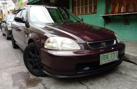 Selling Honda Civic 1998 Manual Gasoline in Pasay