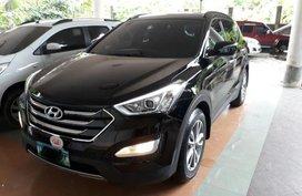 Hyundai Santa Fe 2013 Automatic Diesel for sale in Bacolod