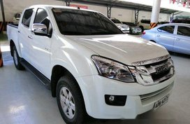 Selling White Isuzu D-Max 2016 at 8000 km in San Francisco
