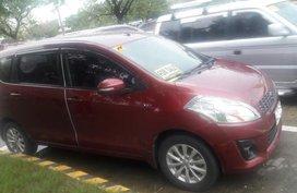 2nd Hand Suzuki Ertiga 2015 Manual Gasoline for sale in San Fernando