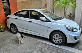 Selling Hyundai Accent 2013 Manual Gasoline in Taguig