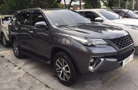 2nd Hand Toyota Fortuner 2018 for sale in Binangonan