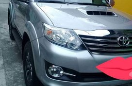 Selling 2nd Hand Toyota Fortuner 2015 at 14000 km in Quezon City