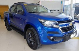 Blue Chevrolet Colorado 2019 Automatic Diesel for sale