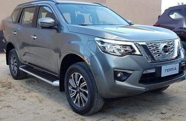 Selling Brand New Nissan Terra 2019 in Quezon City
