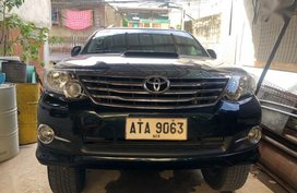 Toyota Fortuner 2015 Manual Diesel for sale in Taguig