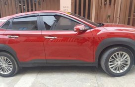 2nd Hand Hyundai Kona 2019 Automatic Gasoline for sale in Taytay