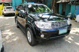 2nd Hand Toyota Fortuner 2011 Automatic Diesel for sale in Navotas